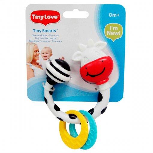 Mordedor Vaquinha com chocalho - Tiny Love