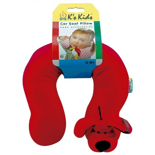 Protetor de Pescoço para Viagem Patrick - Ks Kids
