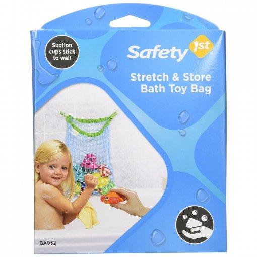 Rede de brinquedos com ventosas para banheiro - Safety
