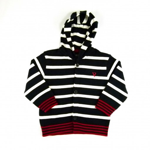 Sweater Com Capuz vr - 027124