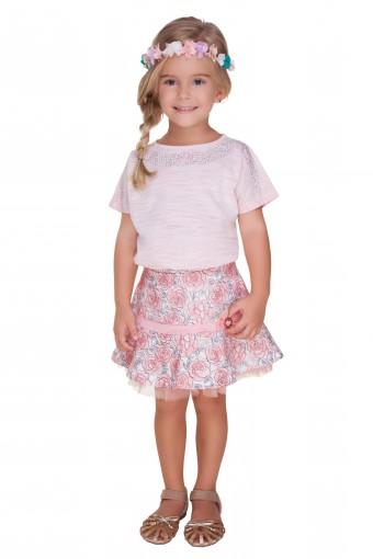 Vestido Turma da Malha - 028183