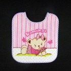 Babador Semaninha Baby Joy Patchwork Incomfral - 032776 / 032777
