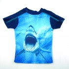 Blusa Baby Igor Estampa de Tubarão Siri - 033836