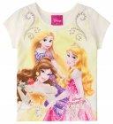 Blusa com estampa da Disney Princesas - Brandili