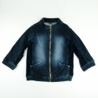 Blusa Moleton Jeans Joy - 021521