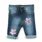 Imagem - Calça jeans com patches - Pituchinhu's Mini cód: 038085