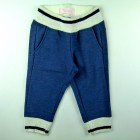 Calça jogging efeito jeans - Pituchinhu's