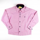 Camisa Inf ml Listra Breda - 033043