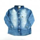 Imagem - Camisa Jeans Puc - 038526 cód: 038526