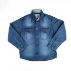 Camisa ml Jeans Sylvaz - 033117