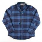 Camisa Xadrez Calvin Klein - 036787