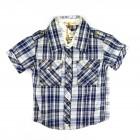 Camisa Xadrez C/pesponto mc Joy - 012626