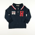 Camiseta Badge Polo ls Tommy Hilfiger - 031372 / 031375