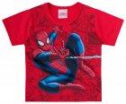 Camiseta com estampa do Homem Aranha - Brandili