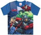 Camiseta com estampa dos Vingadores - Brandili