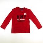 Camiseta Jude cn Tee ls Tango Tommy Hilfiger - 031400