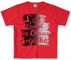Camiseta Let's travel the ocean together - Brandili