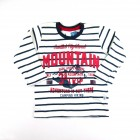 Camiseta Listrada Puc - 038530