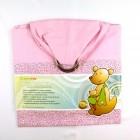 Canguru Baby Sling Best Estampa Flores Comar - 032644
