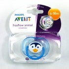 Chupeta Freeflow Animal Pinguim - Avent