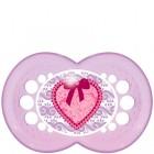 Chupeta Pearl Mam Girls 6 Meses - Mam - 031294/031295