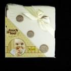 Cobertor Touchn Feel Relevo Bolinhas Colibri - 035492 / 035493 / 035494