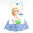 Conjunto Blusa e Short Saia Estp Frozen Brandili - 033724