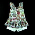 Conjunto Blusa e Shorts Anjos Baby - 035120