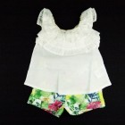 Conjunto Blusa e Shorts Estampado Pakita - 035239