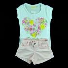 Conjunto Blusa e Shorts Vrasalon - 034037