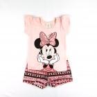Conjunto Blusa Estp Minnie e Short Brandili - 033728