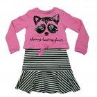 Conjunto Blusa Vestido Menina Momi
