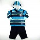 Conjunto Blusão e Calça Moletom Brandili - 033099