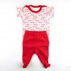 Conjunto Body Cachorrinhas e Calça Tilly Baby - 035015