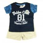 Imagem - Conjunto Camiseta e Bermuda Brandili - 033711 cód: 033711