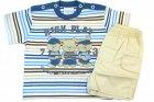 Conjunto camiseta com bermuda - Tilly Baby