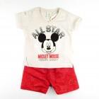 Conjunto Camiseta e Bermuda Mickey Brandili - 033631