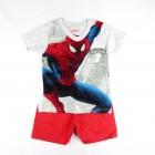 Conjunto Camiseta e Bermuda Spider Man Brandili - 033720