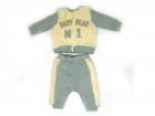 Conjunto Casaco e Calça - Animê Bebê