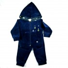 Conjunto Casaco e Calça Foguete Anjos Baby - 039017