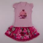 Conjunto Feminino Infantil Pakita - 030188