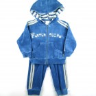 Conjunto Jaqueta e Calça Anjos Baby - 039042