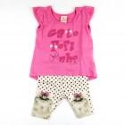 Conjunto Mini Vestido e Legging Brandili - 033726
