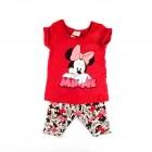 Imagem - Conjunto Mini Vestido e Legging Estp Minnie Brandili - 033707 cód: 033707