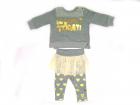 Conjunto Moletom e Legging - Animê Bebê