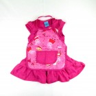 Conjunto Vestido Com Avental Peppa Malwee - 033949