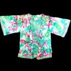 Kimono Com Detalhes Em Renda Animê - 034431