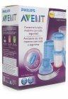 Kit de copos para armazenagem com 22 peças - Avent