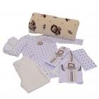Kit Maternidade Baby Jungle Colibri - 038266