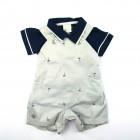 Macacão com Body Chic Anjos Baby - 035138